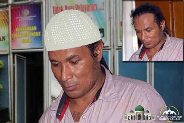 "Viralnya Kabar Hoax ""Jhon Kei Sang Preman Kelas Kakap Masuk islam"""