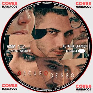 OSCURO DESEO 2020 TEMPORADA 1 [COVER - SERIES - DVD]
