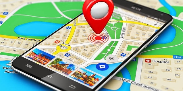 google maps benefits law firm
