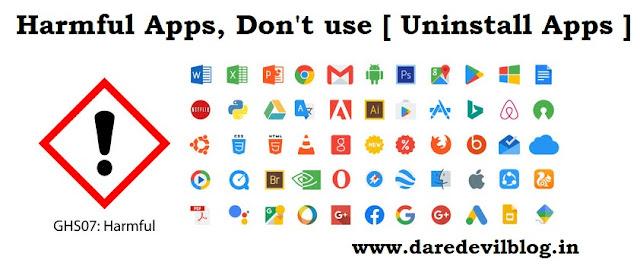Harmful Apps