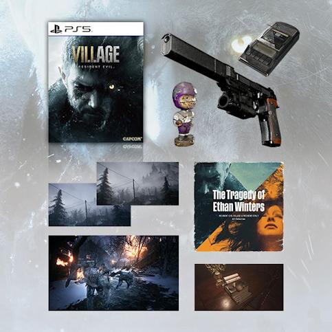 Resident Evil Village edition Digital Deluxe