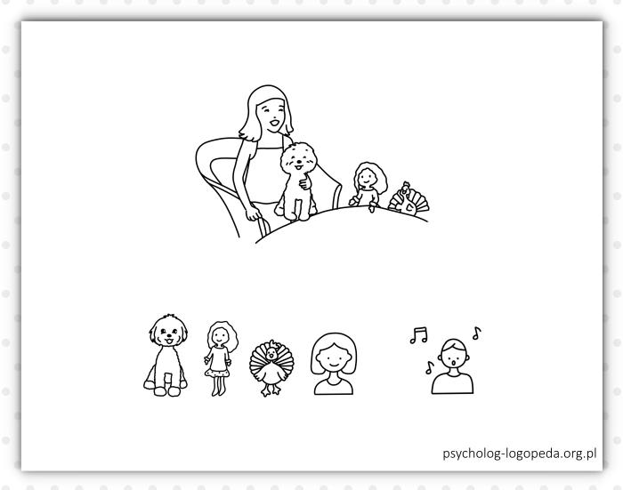 piktogramy pcs dla dzieci