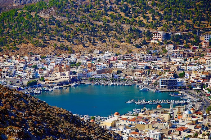 Kalymnos Island Greece
