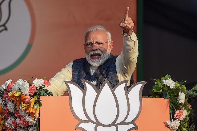 India become the planet's biggest vaccine maker will support the world, Modi tells UN