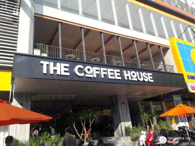 Chi Nhánh THE COFFE HOUSE Nghệ An