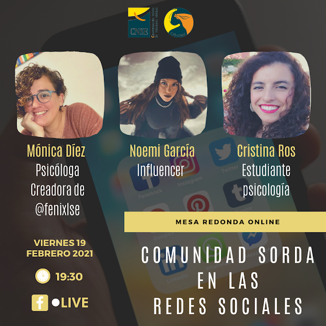 La Comunidad Sorda en las Redes Sociales