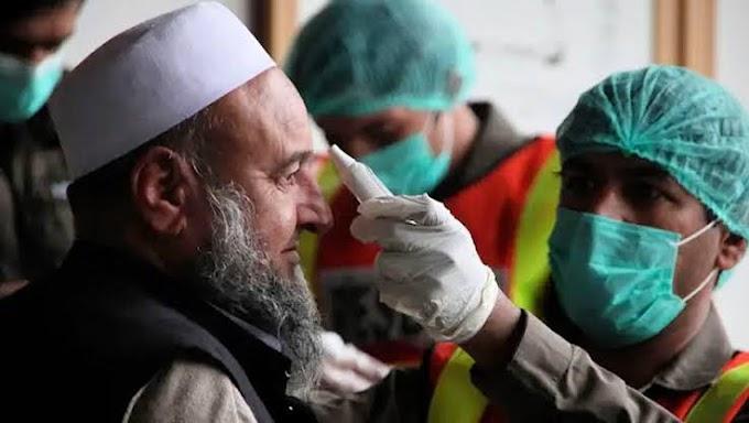 تصدیق شدہ کورونا وائرس کیسز کی ملک بھر میں تعداد 1200 سے تجاوز کر گئی۔