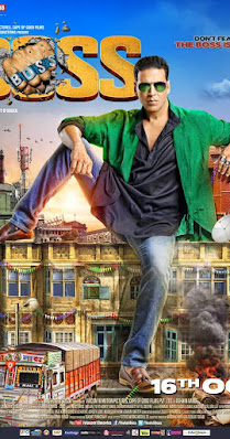 Download Boss (2013) Hindi Full Movie HDRip 480p [400MB]   720p [1.2GB]