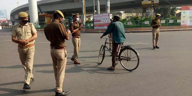 इंदौर में कर्फ्यू के आदेश जारी, प्रशासन ने जारी किए हेल्पलाइन नंबर | INDORE NEWS