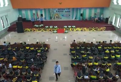 BKPRMI Pulpis Wisuda Ratusan Santri se-Kabupaten