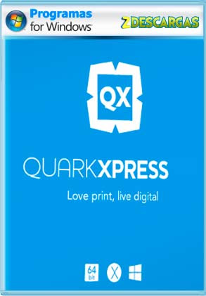 QuarkXPress 2020 Full Español [Mega - GDrive]