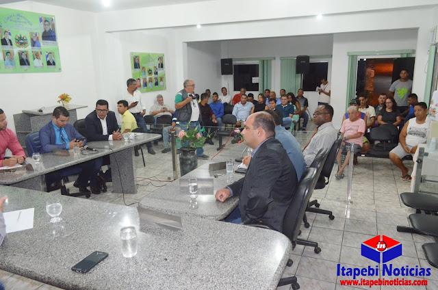 Vereadores de quatro cidades se unem para pressionarem empresa responsável pela barragem de Itapebi 4