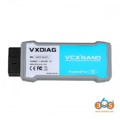 vxdiag-toyota-reprogramming