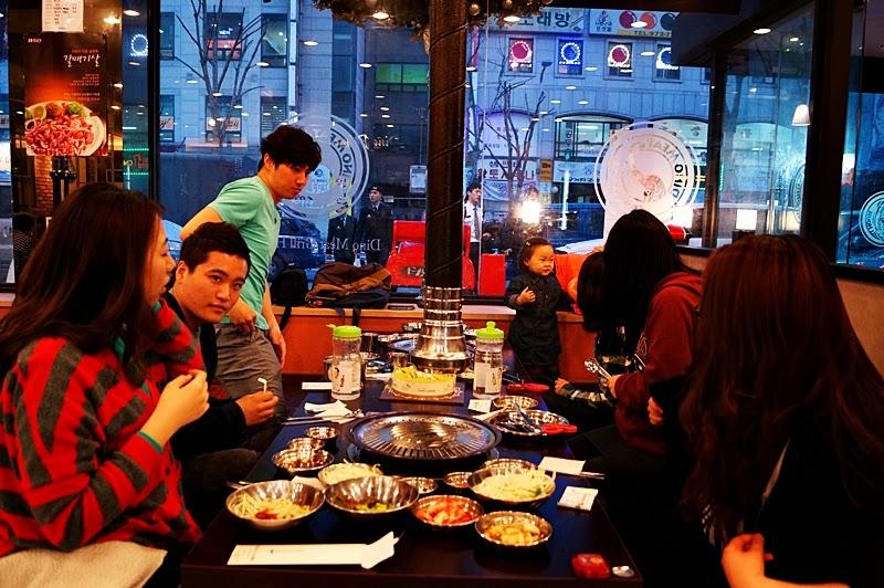 Birthday party for Amela Yu (Korea E Tour)