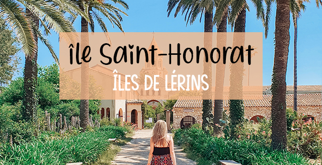 île Saint-Honorat - Iles de Lerins - Cannes