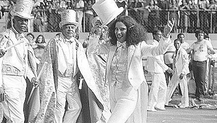 Clara Nunes Rainha do Carnaval 1964- Belo Horizonte