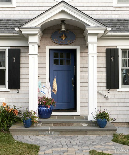 Coastal Amp Nautical Front Door Ideas Shop The Look