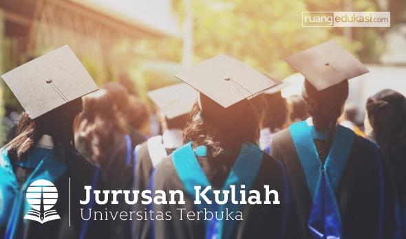 Jurusan Kuliah di Universitas Terbuka