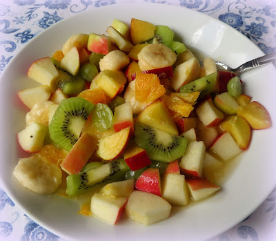 Macedonian Fruit Salad