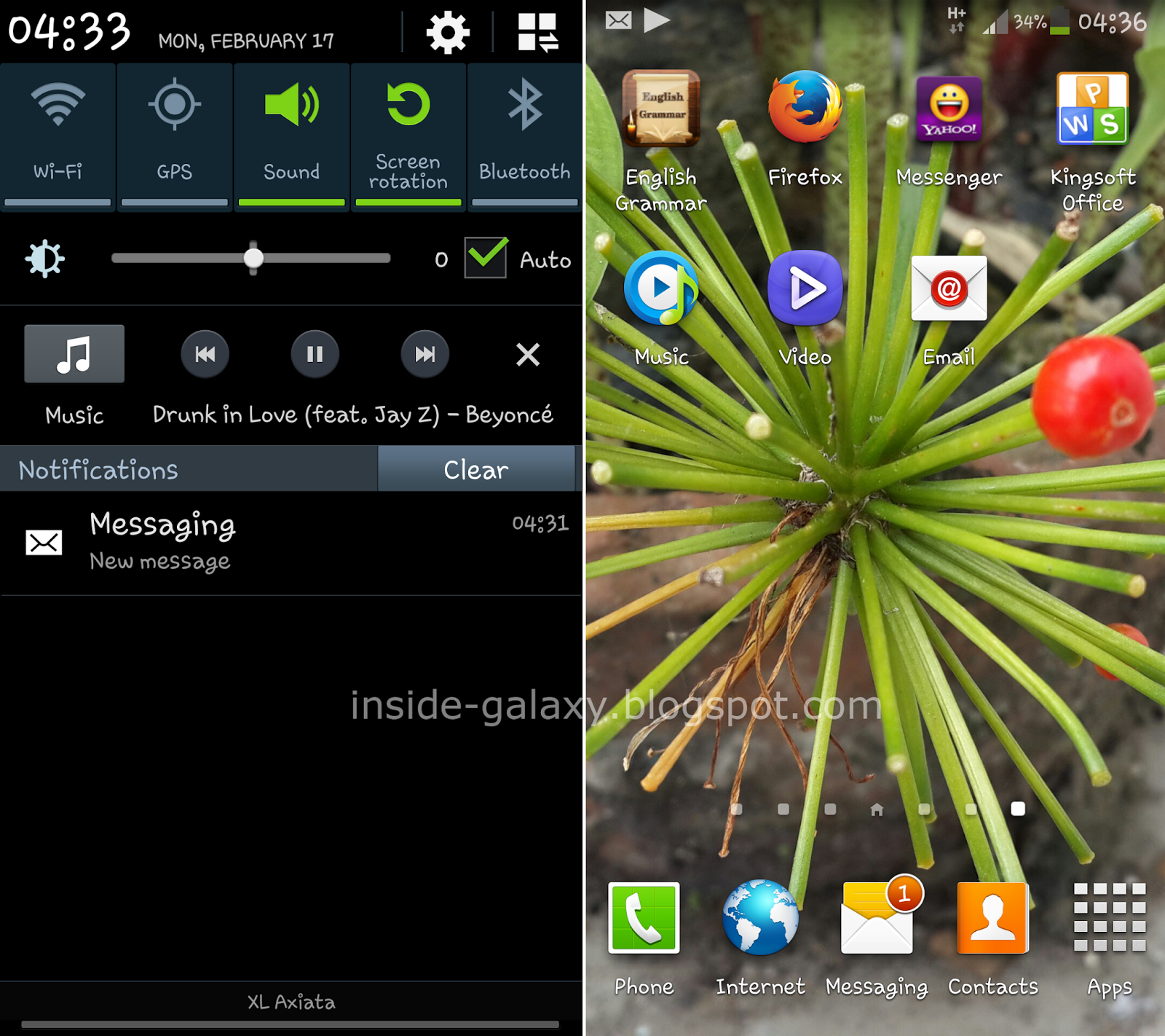 Samsung Galaxy S4: How to View, Reply and Forward Text Messages