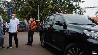 Bupati Tangerang Monitoring MCU Bakal Calon Kades di RSUD Pakuhaji