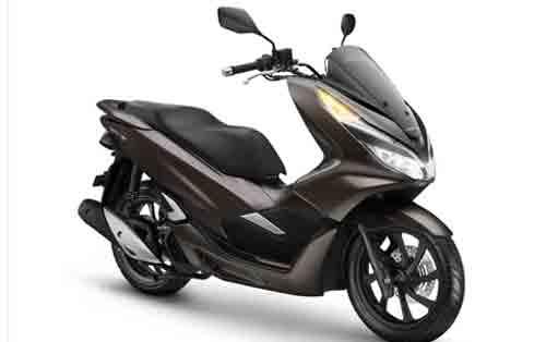 Warna Baru Dari Honda All New PCX 150 nan memukau