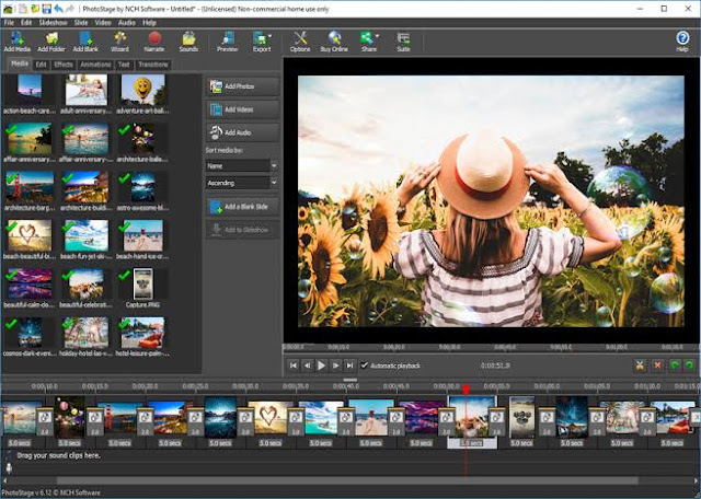 Download Free PhotoStage Slideshow Creator Software PC TOP App
