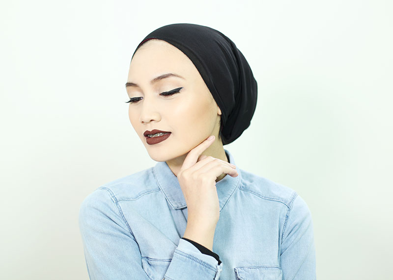 Bash Harry Brunei Beauty, Fashion, Life & Style Blogger wearing ColourPop Ultra Matte Lip in Limbo
