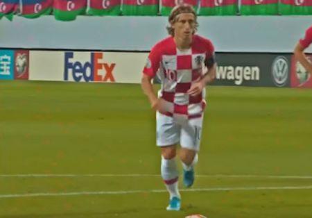 كرواتيا تتعادل مع أذربيجان وتمنح فرصة للمجر لصدارة المجموعة