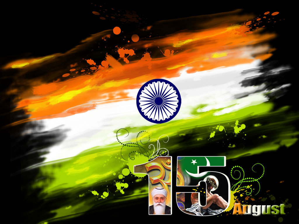 15 August Independence Day Hd Wallpaper: Famous Independence Day Cards, Live Photo Images