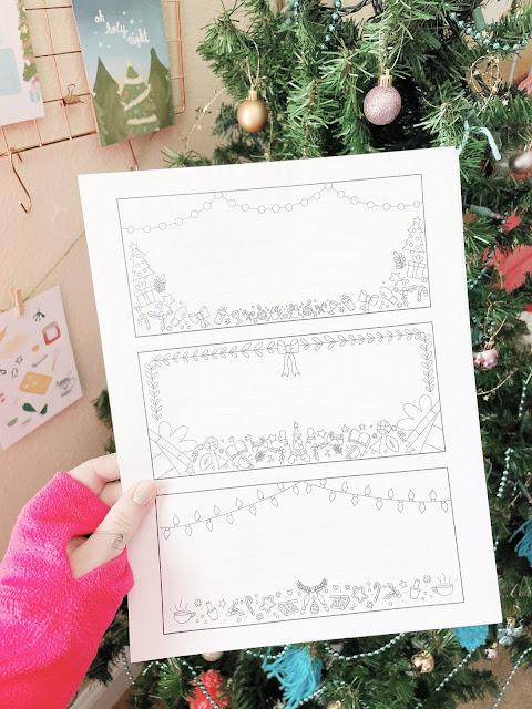 25 Sweetpeas Printable Gift Coupons for Christmas!
