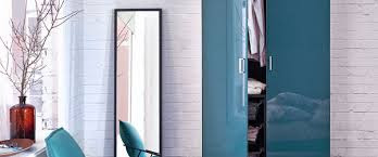 Jenis Ruangan Desain Modern Lemari Pakaian IKEA