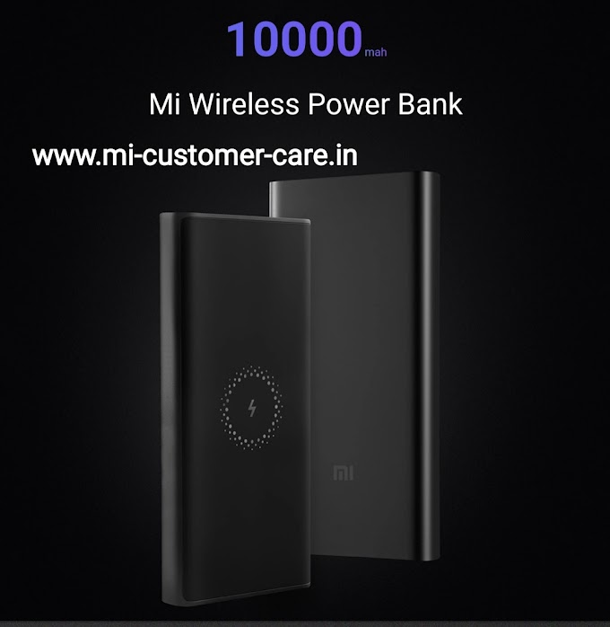 Mi wireless power bank