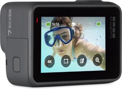 Go Pro actioncam onder water