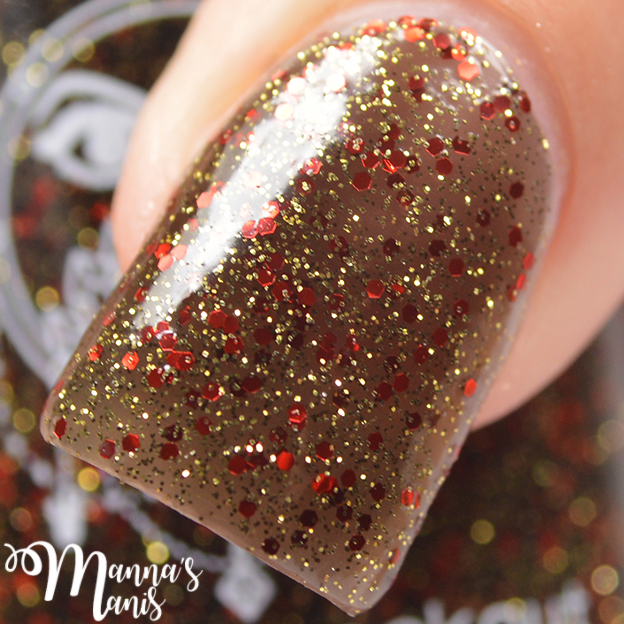 Crystal Knockout Misc  Swatches & Review - Manna's Manis