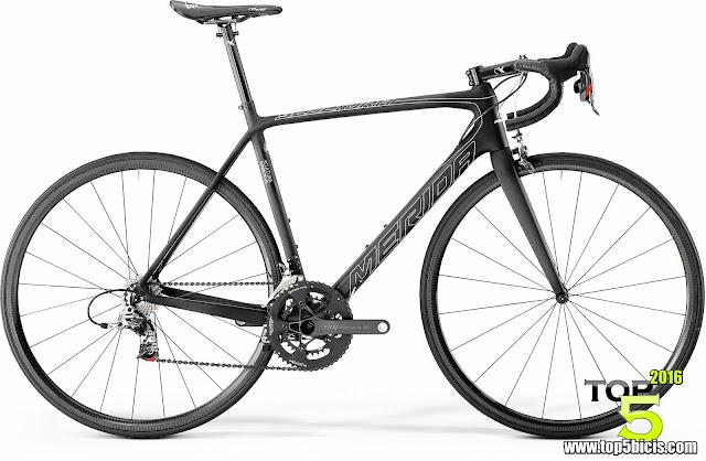 Una bici ligera no, lo siguiente