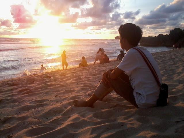 pantai di Jogja yang paling bagus indah keren