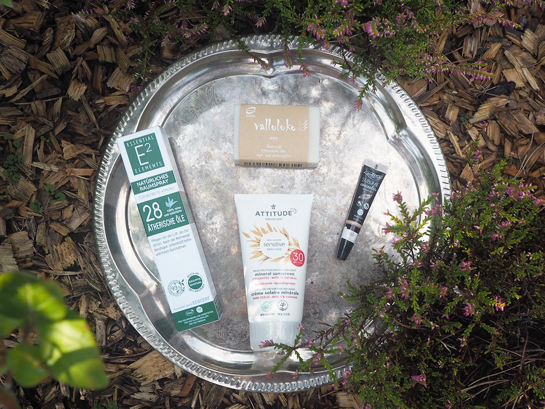 Gesicht, Haare und Duft: Nachkaufprodukte