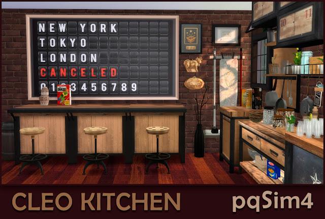 Cleo Kitchen. Detalle 5