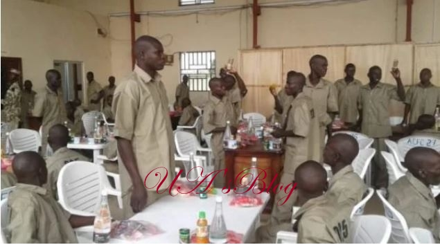 UPDATE: FG Is Setting Our Killers Free - Soldiers Kick As 1,400 Boko Haram Suspects Released