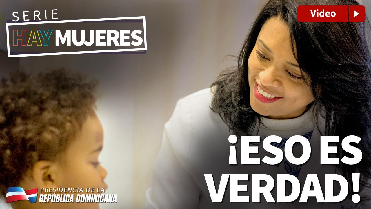 VIDEO: Hay mujeres que son madres. ¡Eso es verdad!