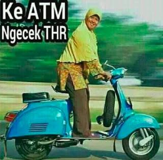 gambar thr lucu status wa whatsapp