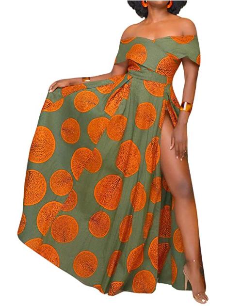 Ankara gown styles Ankara styles for ladies
