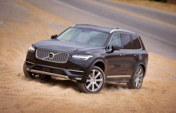 Fundamental Opponents Of The New Volvo Xc90 2017 Will Be Acura Mdx Infiniti Qx60 Audi Q7 Mercedes Benz Gle Cl And Bmw X5