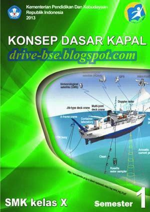 Download Buku Konsep Dasar Kapal 1 X SMK MAK