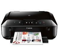 Canon PIXMA MG6800 Printer Driver