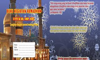 Buku Kegiatan Ramadhan Siswa SMP/SD Terbaru doc