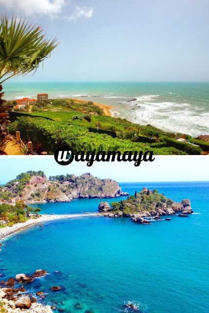 West coast or east coast? | Sicily, Italy | wayamaya