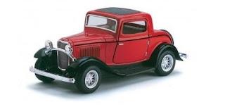 Kinsmart 1932 Ford 3