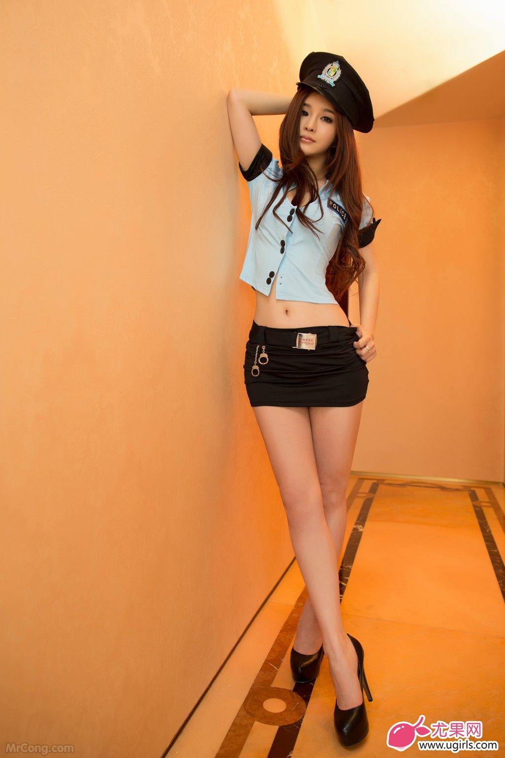 Image MrCong.com-UGIRLS-015-Chun-Xiao-Xi-002 in post Người đẹp Chun Xiao Xi (纯小希) siêu nóng bỏng trong bộ ảnh UGIRLS 015